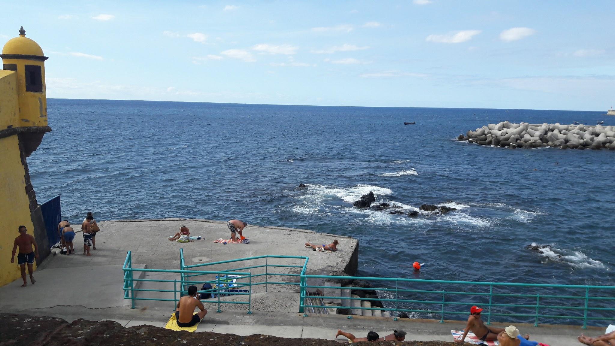 Accès à la mer à Funchal