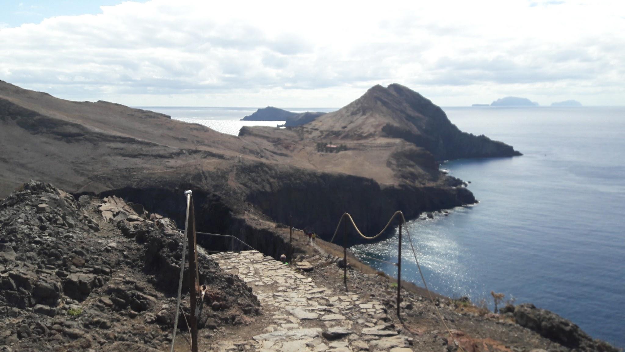 Punta de Sao Lourenço