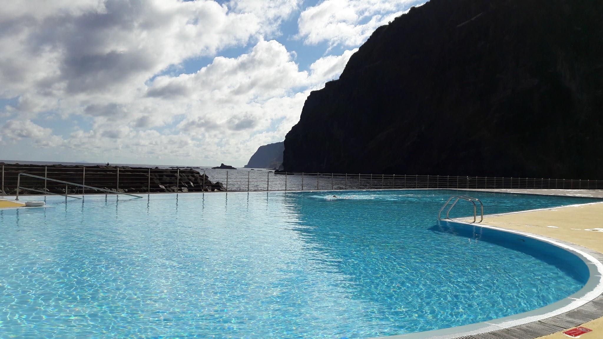 Ponta Delgada au Nord...bain matinal